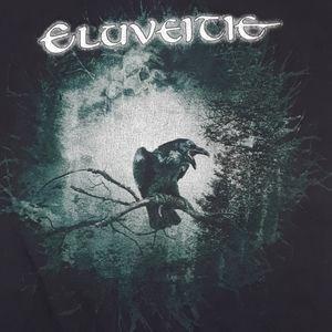 Eluveitie double sided band shirt